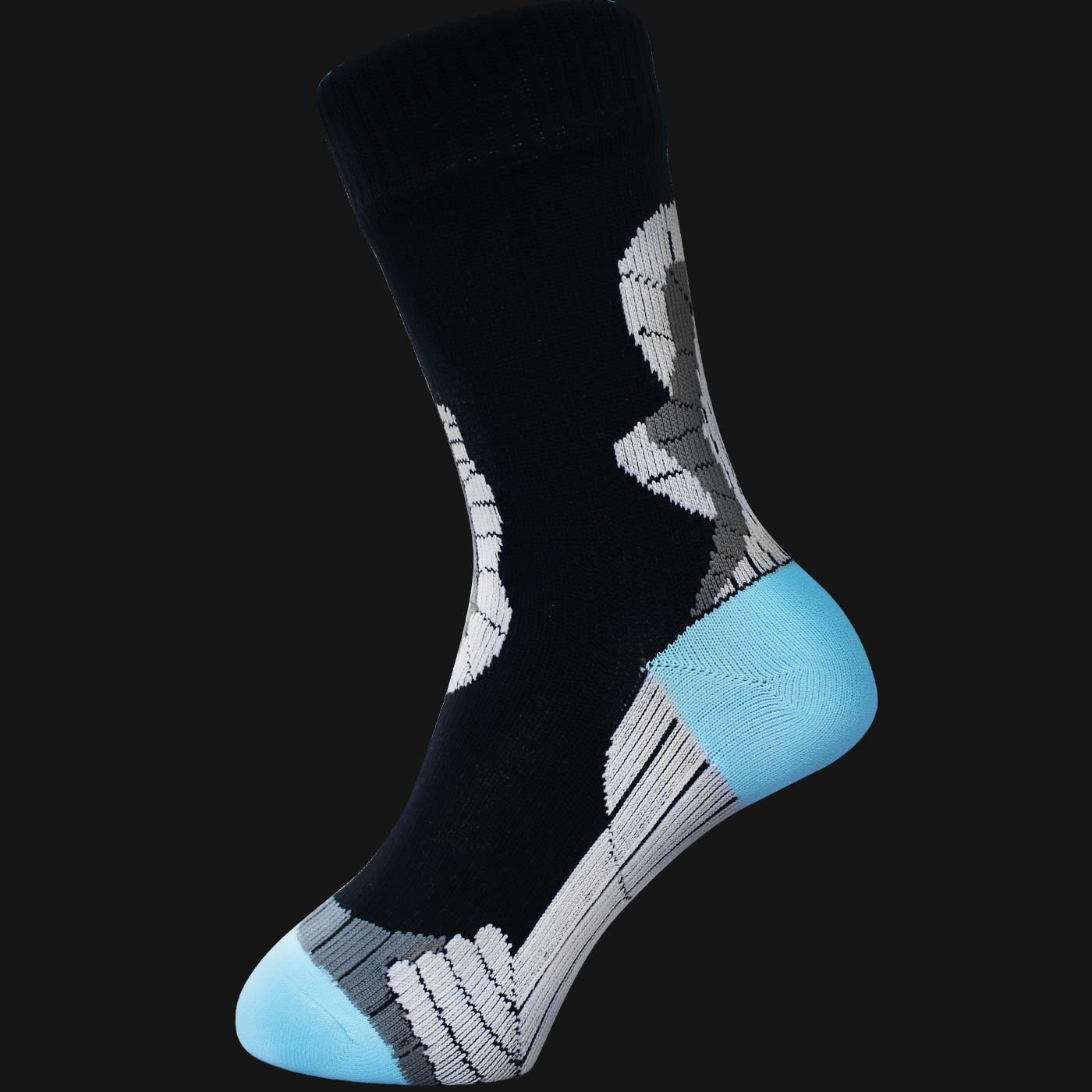 arcticdry-waterproof-socks-ice-blue-2