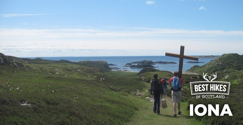 Iona - Best Hikes in Scotland