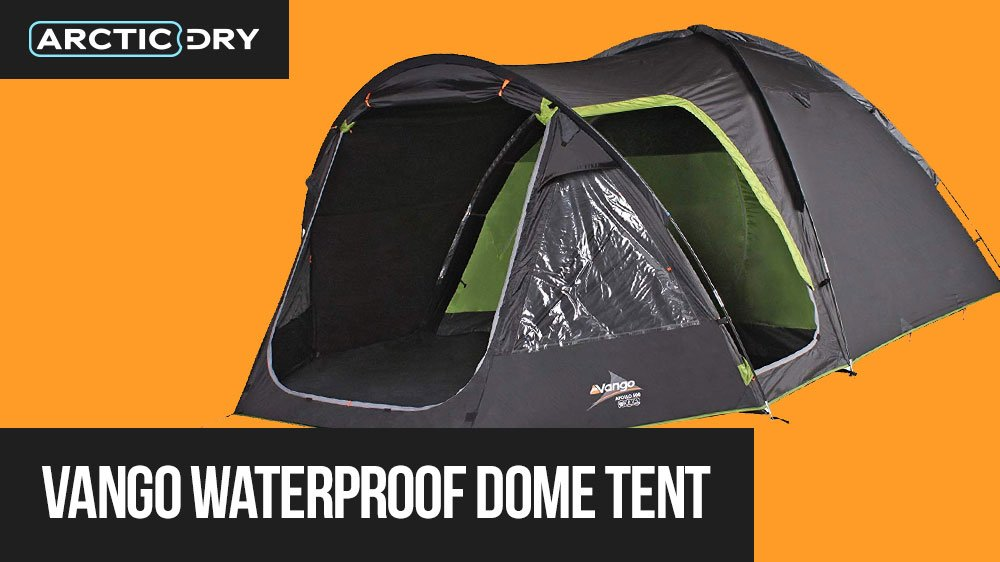 Best-Camping-Tents-Vango-Waterproof-Tent