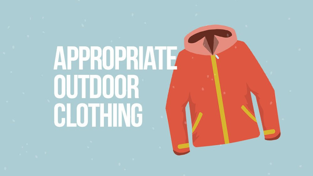 Hiking-Equipment-Appropriate-Outdoor-Clothing