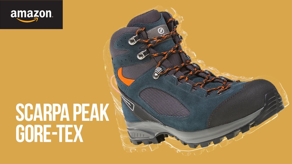Scarpa-Peak-Gore-Tex-Hiking-Boots