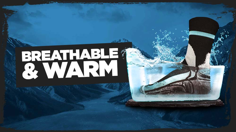 Waterproof-socks-do-they-work-breathable-and-warm