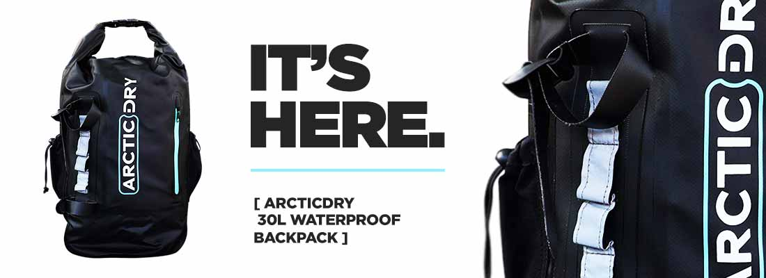 arcticdry-waterproof-backpack-fossil-hunting