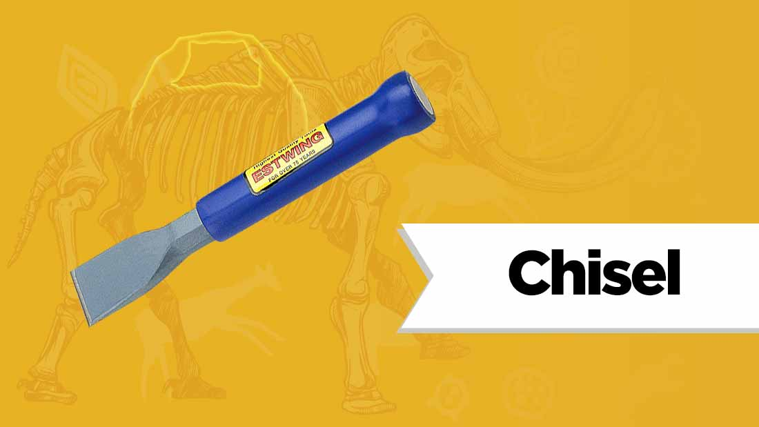chisel-fossil-hunting-equipment