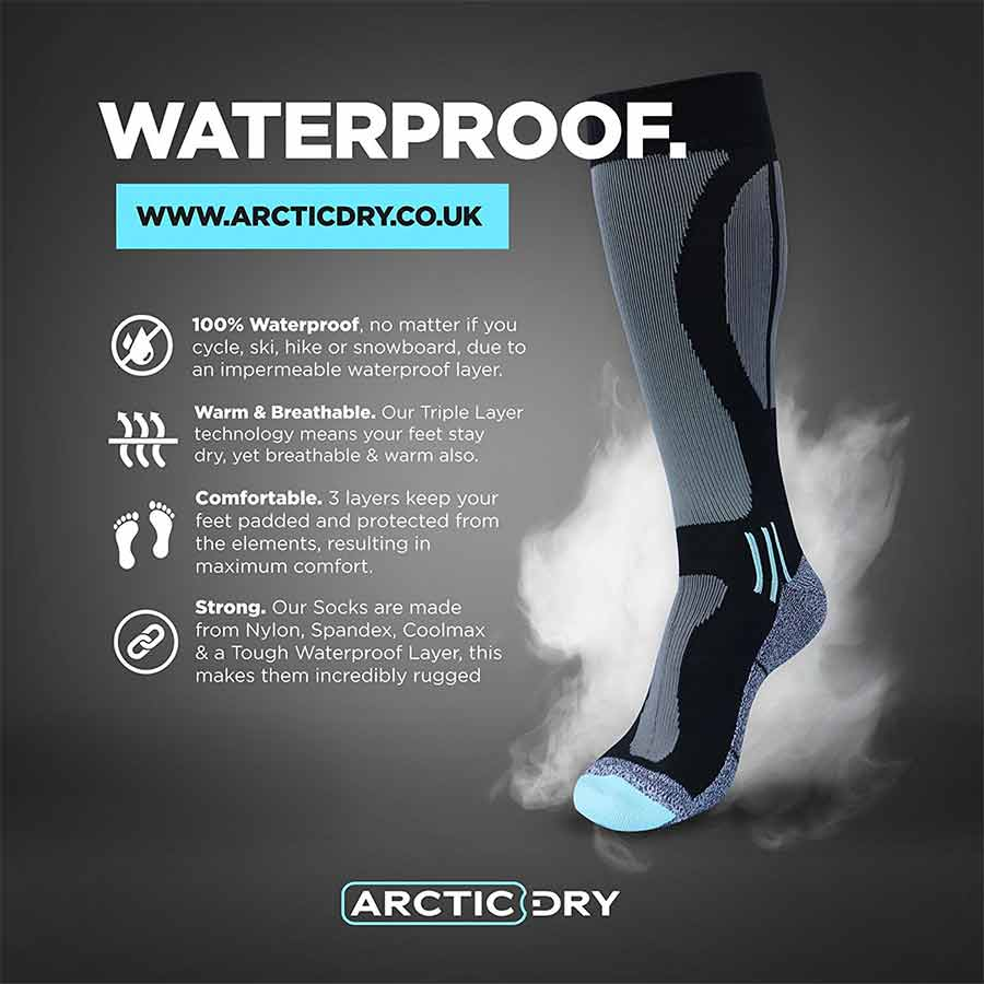 kneelength-waterproof-socks-best-thermal-socks-for-extreme-cold-uk