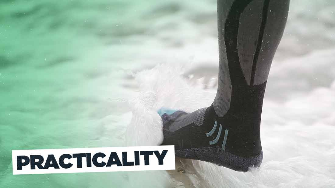 practicality-waterproof-socks