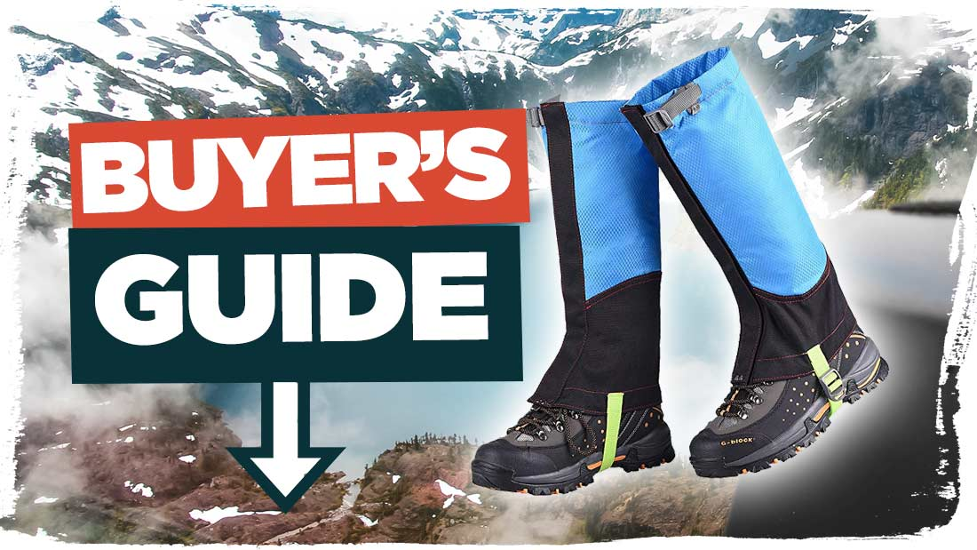 best-gaiters-for-hiking-buyers-guide