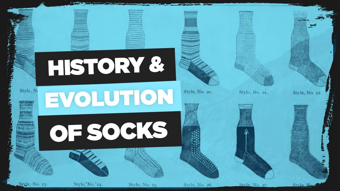 when-were-socks-invented-history