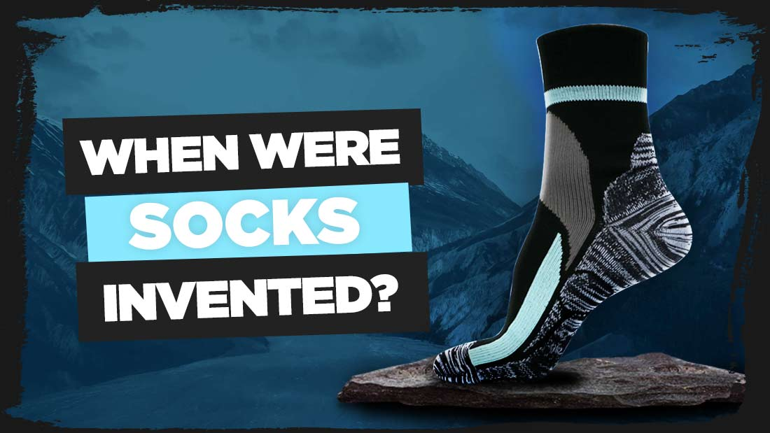 when-were-socks-invented